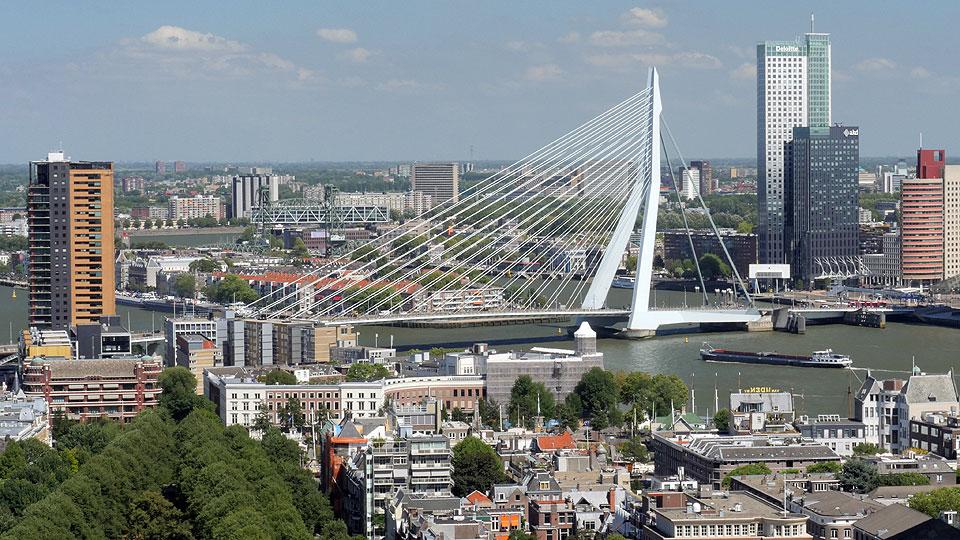 Tatanaio - Erasmusbrug Rotterdam